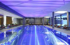 Hallenbad #ritzenhof #spaamsee #erholung #schwimmen #urlaub #genießen