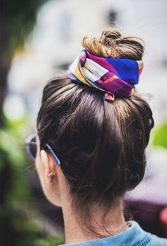 Lovika Weekly - All Tied Up | Summer Hair Inspo