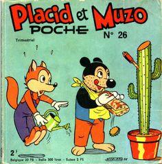 Placid & Muzo … - Comics And Cartoons Illustrations, Book Illustration, Vintage Comics, Vintage Toys, Childhood Toys, Childhood Memories, 80s Kids Shows, Cartoon Disney, Fairly Odd Parents