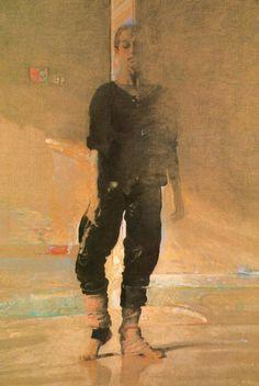 The+Royal+Ballet+-+Robert+Heindel+1938-2005+-+American+painter+-+Tutt'Art@+(5).jpg 713×1,064 pixels