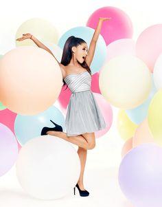Ariana Grande For Lipsy Bandage Prom Dress