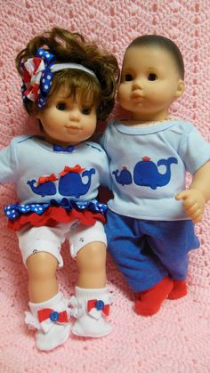 ce4e75252dfcc American Girl BITTY TWINS Bitty Baby clothes