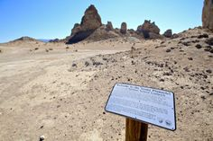 Trona Pinnacles: A National Natural Landmark