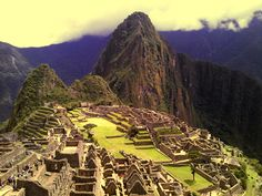 This is #MachuPicchu as everybody knows! #Photo #Photography #Cusco #Peru
