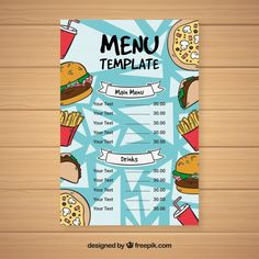 Menu Card Design, Cake Logo Design, Food Menu Design, Food Truck Design, Restaurant Menu Design, Cafe Design, Food Truck Menu, Food Business Ideas, Design Package