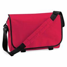eed5b9fcf6334 Sac bandoulière sacoche porte documents - BG21 - rouge bright