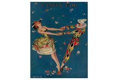 Vanity Fair, February 1914 on OneKingsLane.com