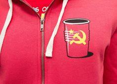 """The Communist Party"" - Threadless.com - Best t-shirts in the world"
