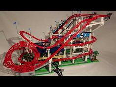 Lego Train Tracks, Lego Trains, Lego Zoo, Planet Coaster, Lego Architecture, Cool Lego, Kids Corner, Legos, Projects To Try