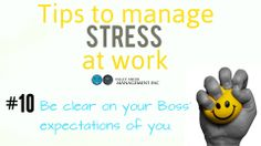 Keep in mind to never miss out on any important deadlines at work! Work Stress, Stress Less, Reduce Stress, Stress Free, Put First Things First, New Perspective, Head Start, Keep In Mind, Stress Management