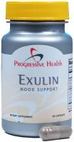 Exulin - Depression Remedy Exulin is a natural remedy for depression that contains clinically proven ingredients that boost serotonin levels to help relieve feelings of depression. Exulin will replace nutritional deficiencies that cause depression and help with the conversion to tryptophan into serotonin to increase mood and happiness.