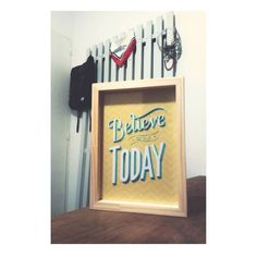 Somos muy creyentes en #LaKermesse  #YoCreo #Ibelieve #inspiration #motivación #inspiración #quotes #frases #lunes #monday  www.lakermesse.com.ar