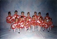 Dance was a big part of my life when young girl and teen!