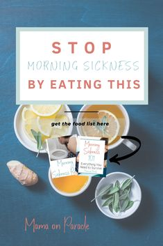 One of the things I have learned about morning sickness is that it can be relieved by eating certain foods and avoiding others. Some of my favorite morning sickness foods to relieve nausea are found in this list. Pregnancy Health, First Pregnancy, Pregnancy Tips, Early Pregnancy, Morning Sickness Food, Morning Sickness Remedies, New Parent Advice, Mom Advice, How To Relieve Nausea