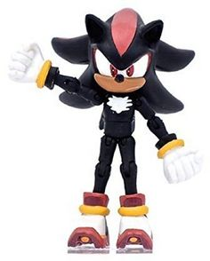 Sonic the Hedgehog Exclusive Action Figure Statues Shadow 3.5' Play Toy Games #SonicTheHedgehog