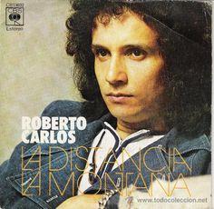 Roberto Carlos Album La Distancia, La Montaña