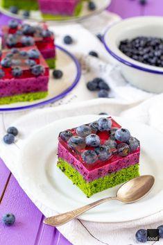 Polish Cake Recipe, Polish Recipes, Sweet Recipes, Cake Recipes, Dessert Recipes, Unique Desserts, Cheesecake, Sweets Cake, Food Design