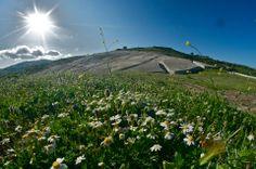 Suoni sacri tra terra e cielo alla Montagna di Ramacca #invasionidigitali #siciliainvasa2014 #invadiramacca