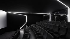 Whilst preserving old world luxury, elegance and sophistication, Studio Alexander Fehre gives a century-old movie theatre a modern twist blending exciting contemporary universal interior design with references to early film history.