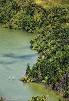 Lagoon details at #Flores Island, #Azores.  If your interested in photographing the Azores, don't forget to visit Flores. Small Island with a lot to see.