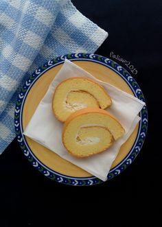 Venus Brownies & Bread: Bolu Gulung (all in one method)