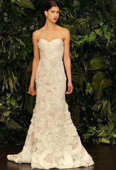 Naeem Khan Fall/Winter 2014 Wedding Dresses