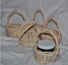 El Cuevano, artesanía de Laciana, trabajos de cestería