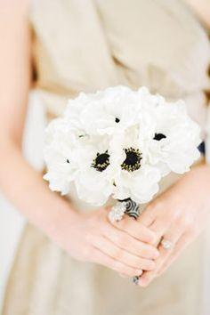 Bouquet de demoiselle d'honneur Splendeur classique
