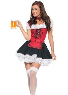 2017 On Sale Women Sexy Bar Maid Beer Girl German Bavarian Oktoberfest Festival Fancy Dress Cosplay Clothing Halloween Costume Maid Halloween, Halloween Outfits, Halloween Costumes, Halloween Carnival, Holiday Costumes, Halloween Cosplay, Girl Costumes, Costumes For Women, Maid Costumes