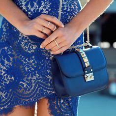 Small Lock Flap Bag - Valentino