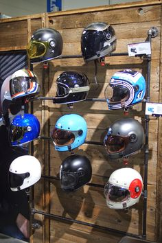 Last pics from Intermot 2014. My Barn Fresh X Bell Helmet!!! The last time I checked it did not show up on the official Bell website bu...