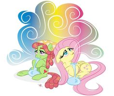 Fluttershy, Mlp, Magic S, Know Your Meme, My Little Pony Friendship, Trees To Plant, Smurfs, Artwork, Poster