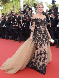 The best of the 2015 Cannes Film Festival red carpet: Hofit Golan.