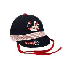 Gorra baby niño Disney Mickey (T.42-44-46) marino