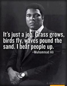 Muhammad Ali, que morreu neste 4 de junho de 2016, não foi apenas um mito do boxe: foi parte integrante da cultura popular de sua época.