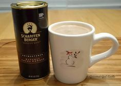Perfect low carb hot chocolate for the cold weather this time of year! Warm up with cocoa.