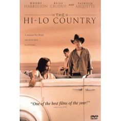 Never seen this one. Woody Harrelson in a western...hmmm.