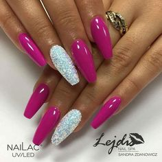 What Christmas manicure to choose for a festive mood - My Nails Glam Nails, Hot Nails, Fancy Nails, Bling Nails, Fabulous Nails, Gorgeous Nails, Stylish Nails, Trendy Nails, Best Acrylic Nails