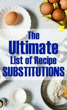 The+Ultimate+List+of+Recipe+Substitutions