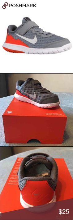 Nike Flex Experience 4 Child's Sneakers Brand new. Velcro for easy on and off. Nike Shoes Sneakers