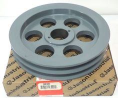 2bk90h Cast Iron Pulley 834 Double Groove 4l A  5l B Belts -- Want to know more, click on the image.