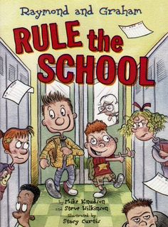 Raymond and Graham Rule the School  By Mike Knudson and Steve Wilkinson - S/Hand