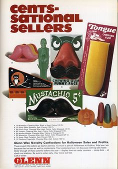 I forgot all about those wax whistles! Awesome. I love when I find stuff like this.