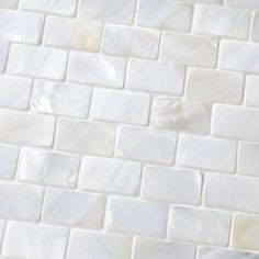 Master bath backsplash, tub surround? Looks like this gets snapped up every time they get it in stock.