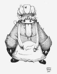 Final Fantasy Quina Quen by kevin-roque.deviantart.com on @deviantART