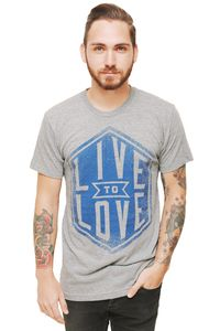 Live To Love Apparel Summer 2014.