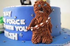Star Wars Cake !