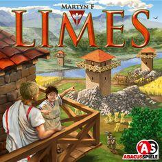 Limes: Mejor juego de mesa para 2 jugadores del año 2014
