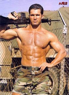Hot military boys
