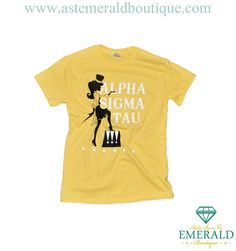 Check out Emerald Boutique for your own personalized Custom Bid Day Styles!